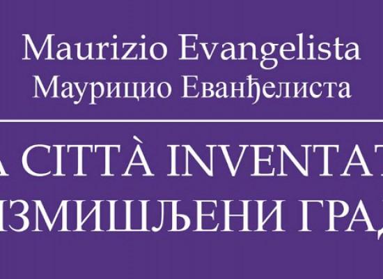 """""""La città inventata"""", presentazione del libro di Maurizio Evangelista al Palazzo Tupputi"""