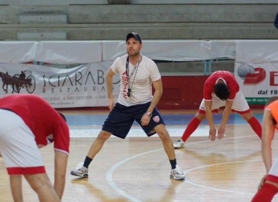 Diaz, oggi prima amichevole contro il Bisceglie Futsal Club