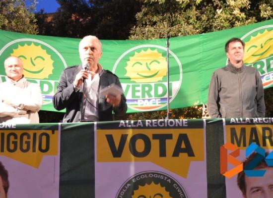 Mariggiò (Verdi): «Il nostro è il programma giusto per la Puglia». Bordate di Mastrodonato a Spina e Napoletano / AUDIO e FOTO