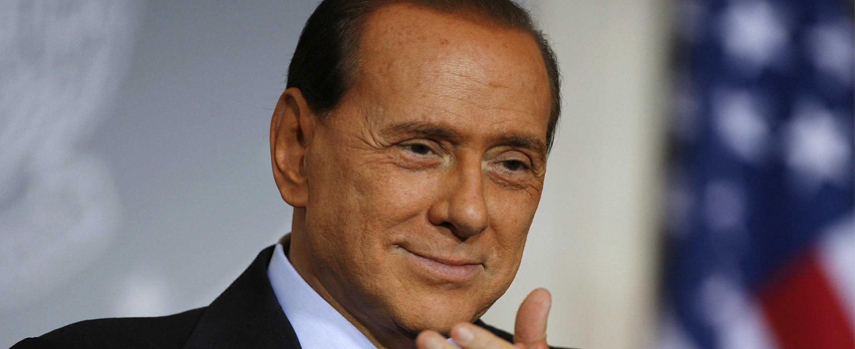 Oggi è il giorno di Berlusconi a Bisceglie, domani è il turno di Maurizio Gasparri