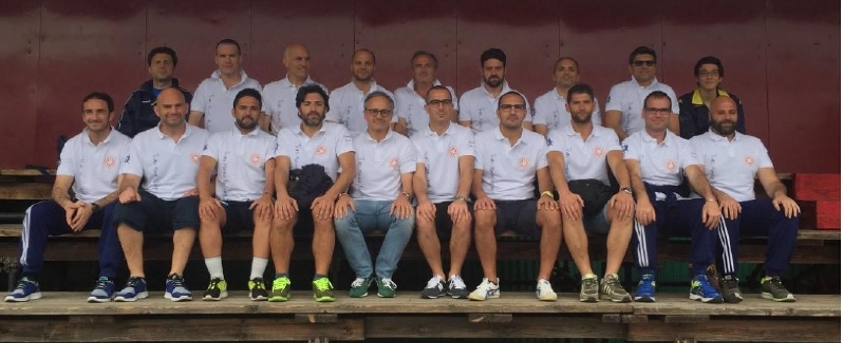 Trani alla final four del campionato Commercialisti ed Esperti Contabili, 9 i biscegliesi in squadra