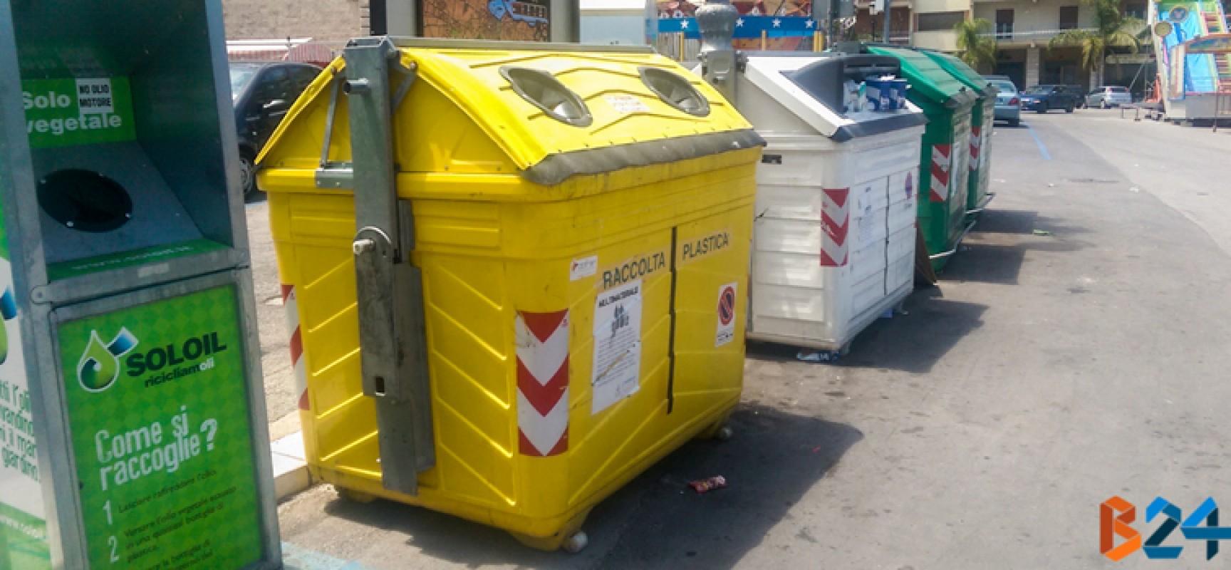 Presto un nuovo gestore dell'igiene urbana a Bisceglie, intanto l'ARO BAT 1 va avanti