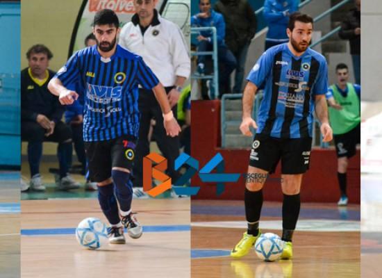 Futsal Bisceglie, in quattro sul mercato