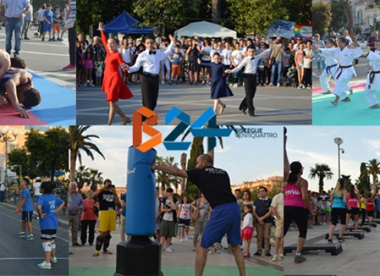 Festa dello Sport, l'assessore Barra ufficializza lo slittamento della data a Bisceglie