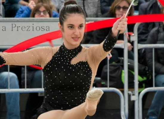 Iris, è della biscegliese Dalila Losito il miglior piazzamento ai Campionati Nazionali UISP