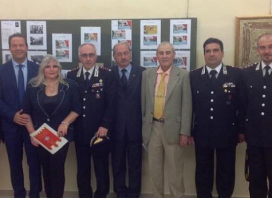 Inaugurata ieri la mostra Unesco sui Carabinieri al fronte durante la prima guerra mondiale