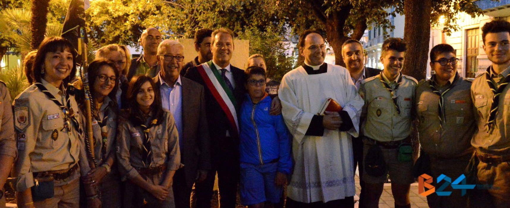 Inaugurata la nuova Piazza San Francesco – FOTO