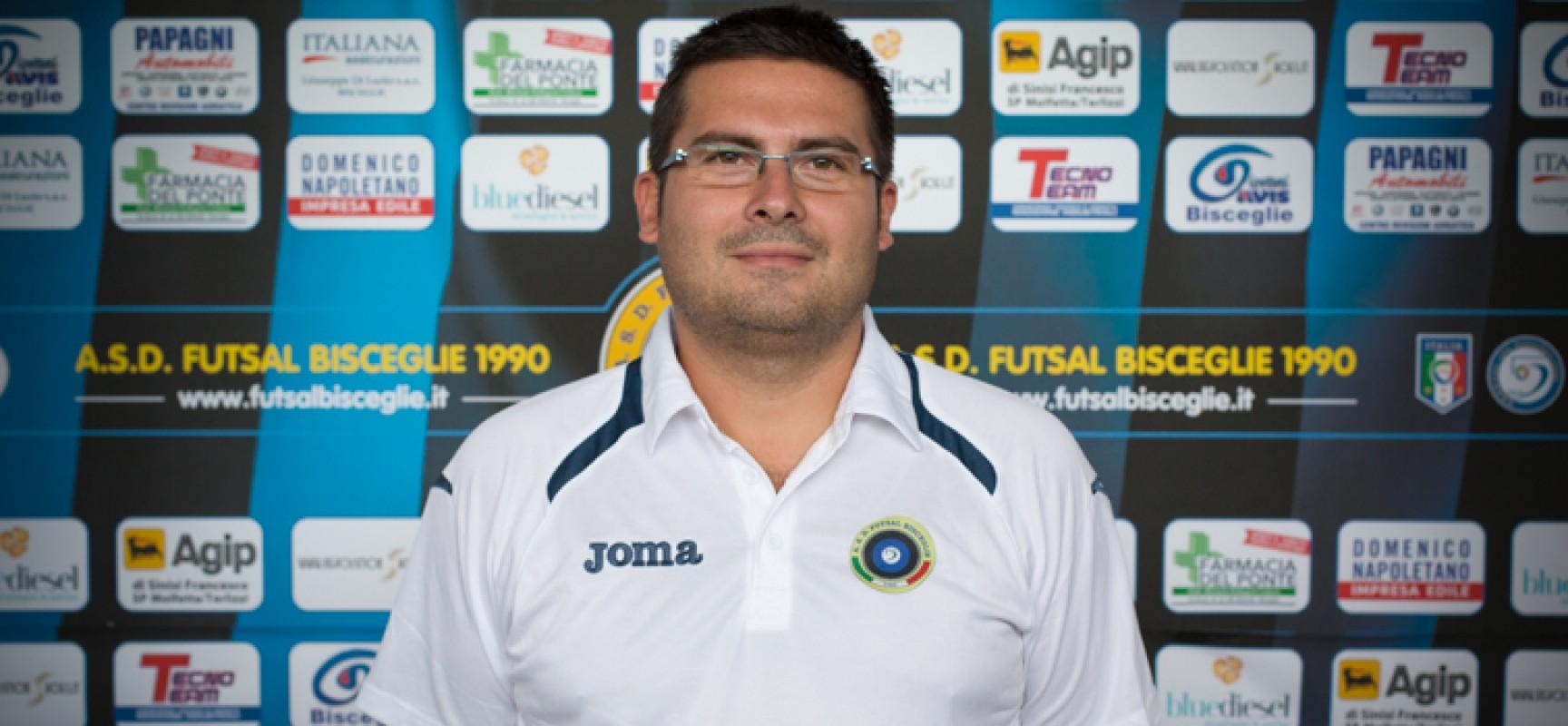 Calcio a 5: Diaz, Gianluca Valente è il nuovo responsabile della comunicazione