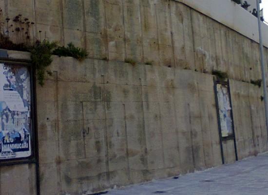 """Proposta del Circolo Peppino Impastato: """"Murales artistici in via La Spiaggia""""/FOTO"""