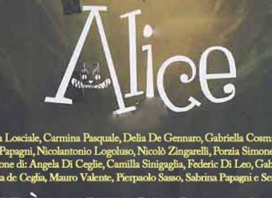 """""""Alice e Racconti naturali"""", la Compagnia Aurea torna in scena giovedì 11 giugno"""