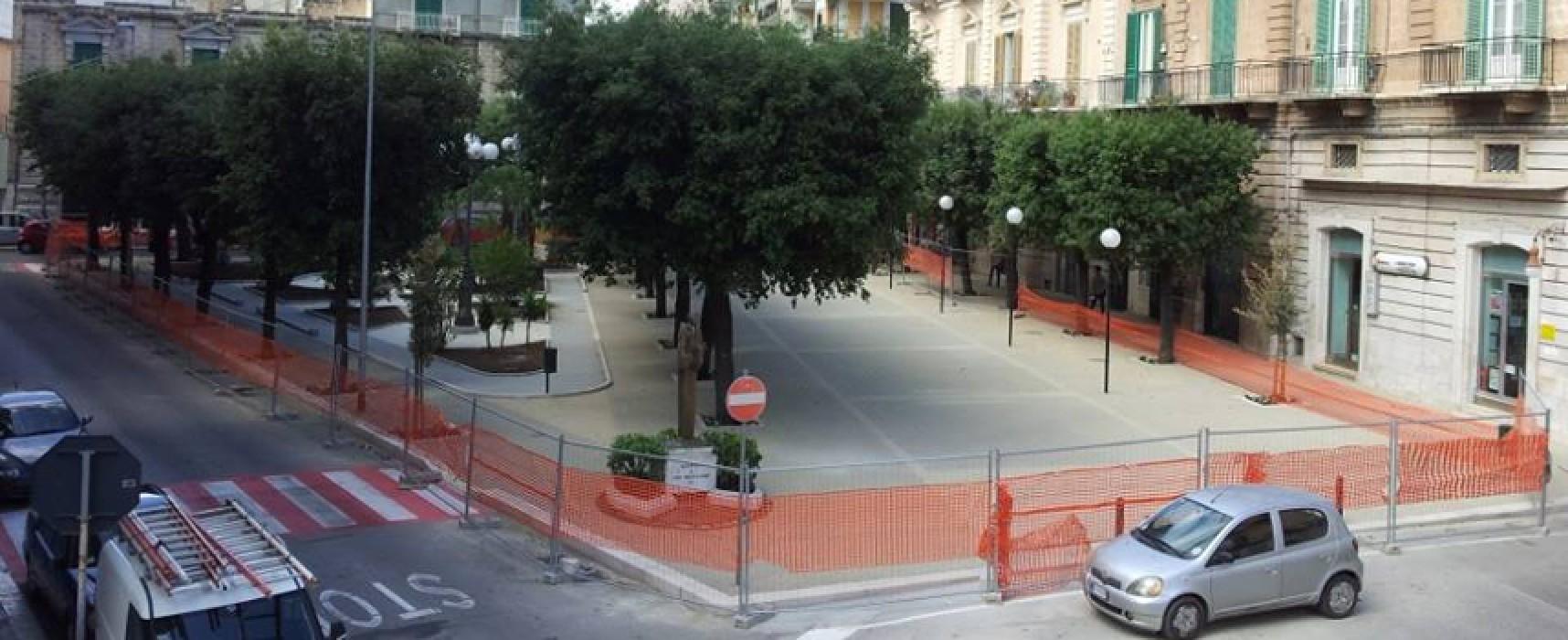 Ultimazione lavori riqualificazione piazza san Francesco, domani riapertura ufficiale