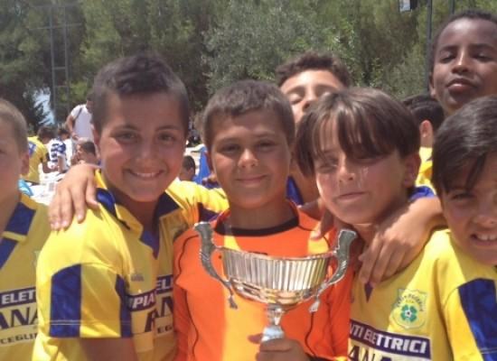 """Importante successo per l'Asd Green Bisceglie nel torneo """"Coppa del sud"""""""