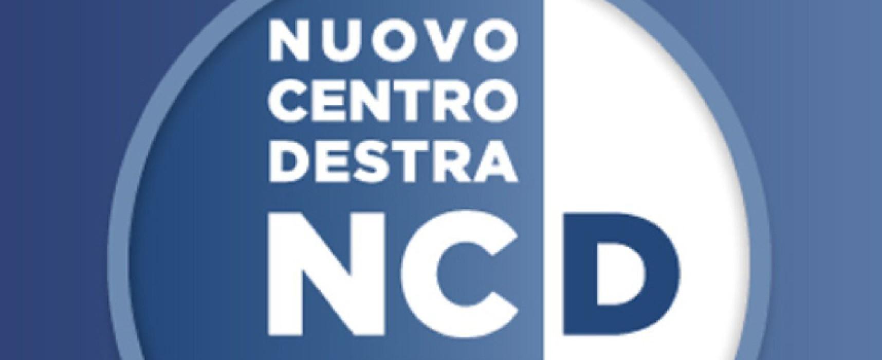 Giuseppe Dell'Olio (Ncd Puglia): «Nuovo Centro Destra da ricostruire, ma senza uomini come Vittorio Fata»