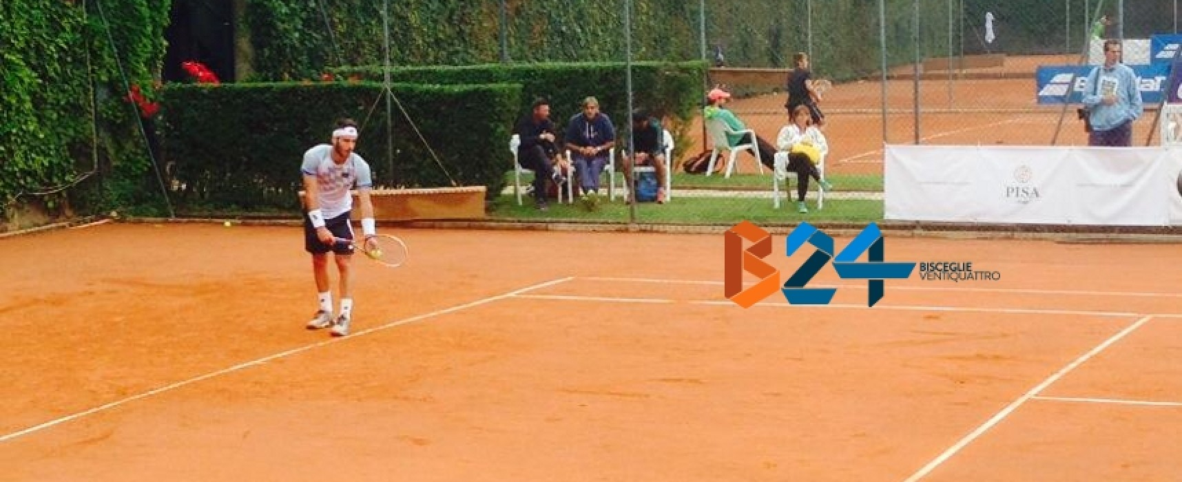 """Futures """"Città di Gubbio"""", Andrea Pellegrino centra la semifinale in rimonta"""