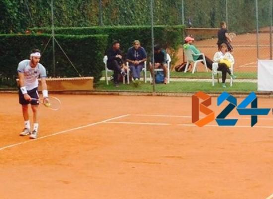 Tennis, Pellegrino KO contro il tedesco Boehler