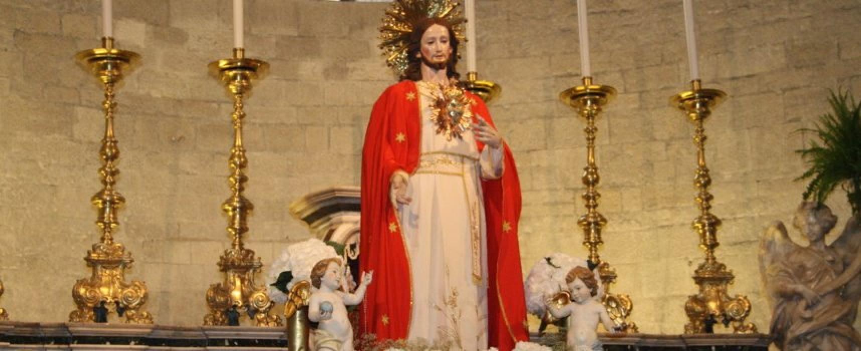 Calendario dei festeggiamenti del Sacratissimo Cuore di Gesù
