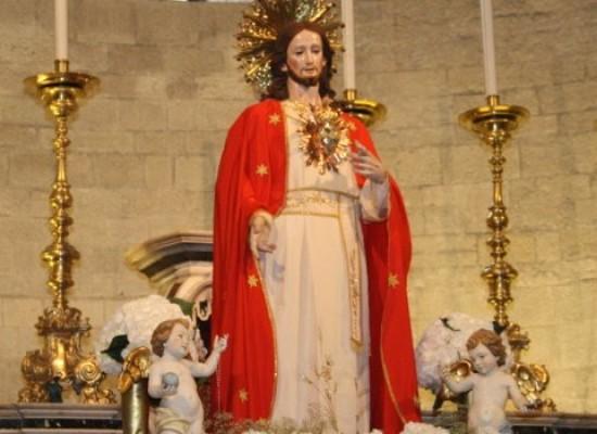 Mese dedicato al Sacro Cuore di Gesù, il programma delle celebrazioni