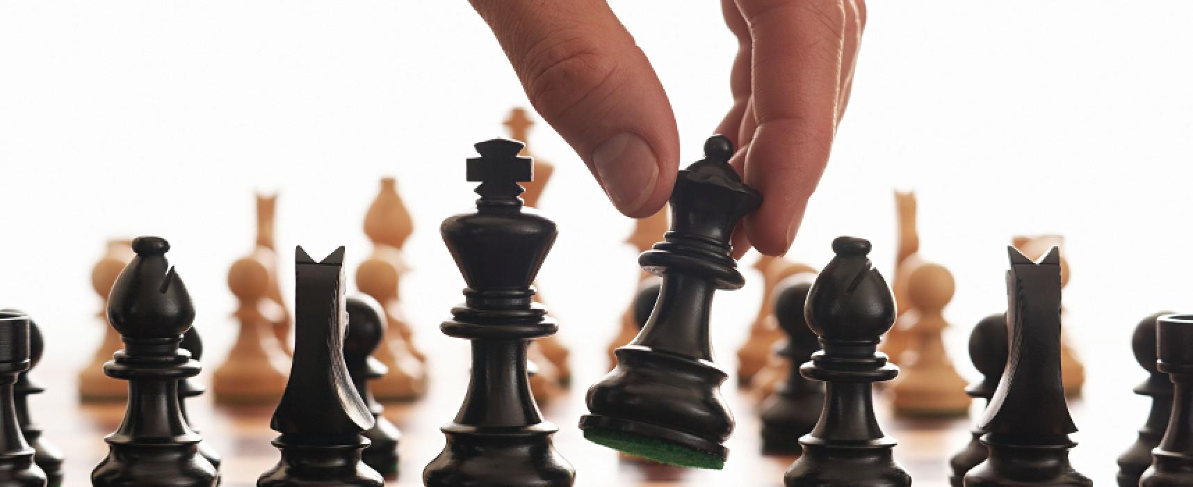 """""""Bon Ton"""", lezioni di scacchi in Piazza Regina Margherita di Savoia / PROGRAMMA"""