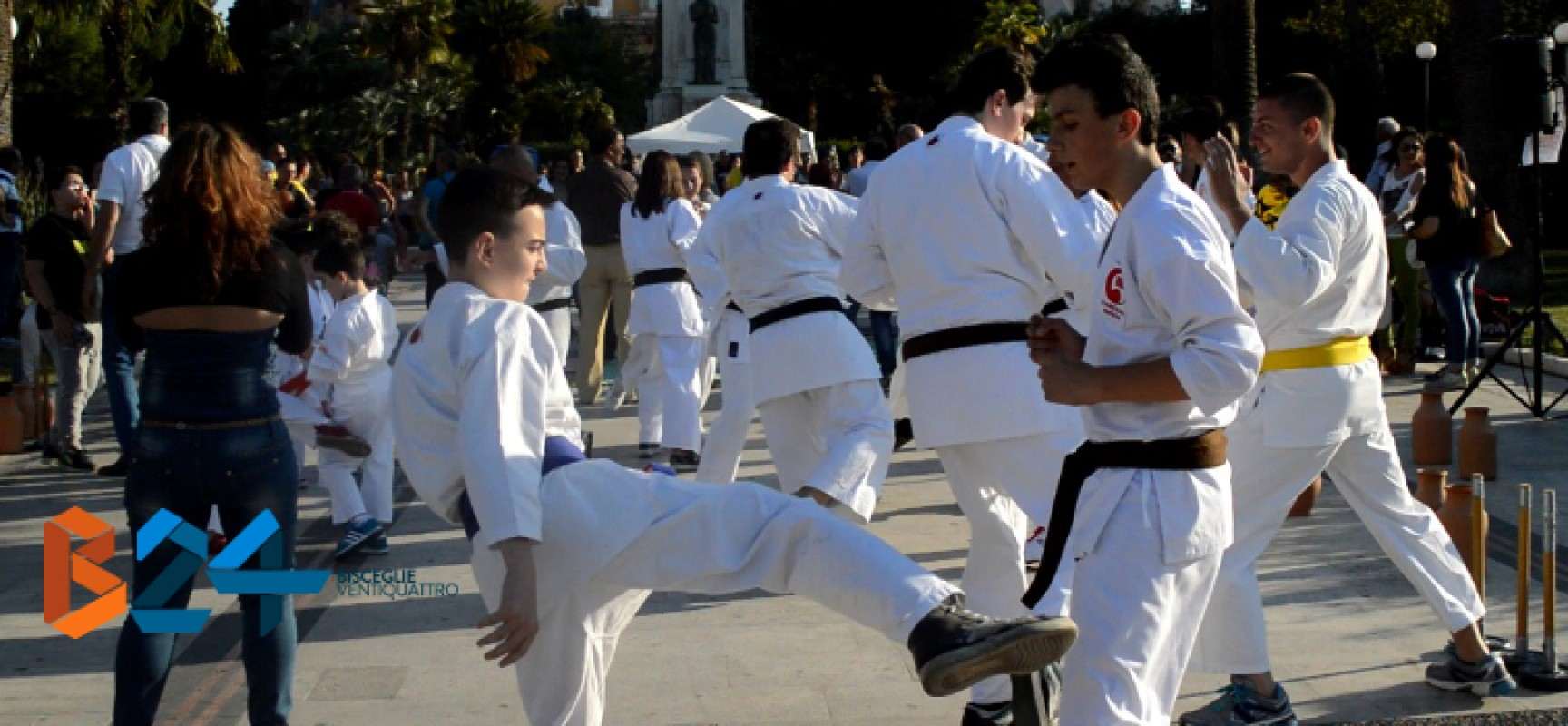 """""""Giornata dello Sport"""", centro cittadino teatro di movimento, inclusione, associazionismo"""