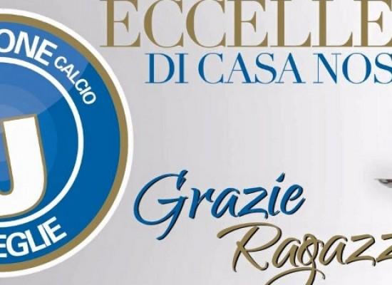 Unione Calcio, l'a.d. Giuseppe Ruggieri celebra la promozione in Eccellenza