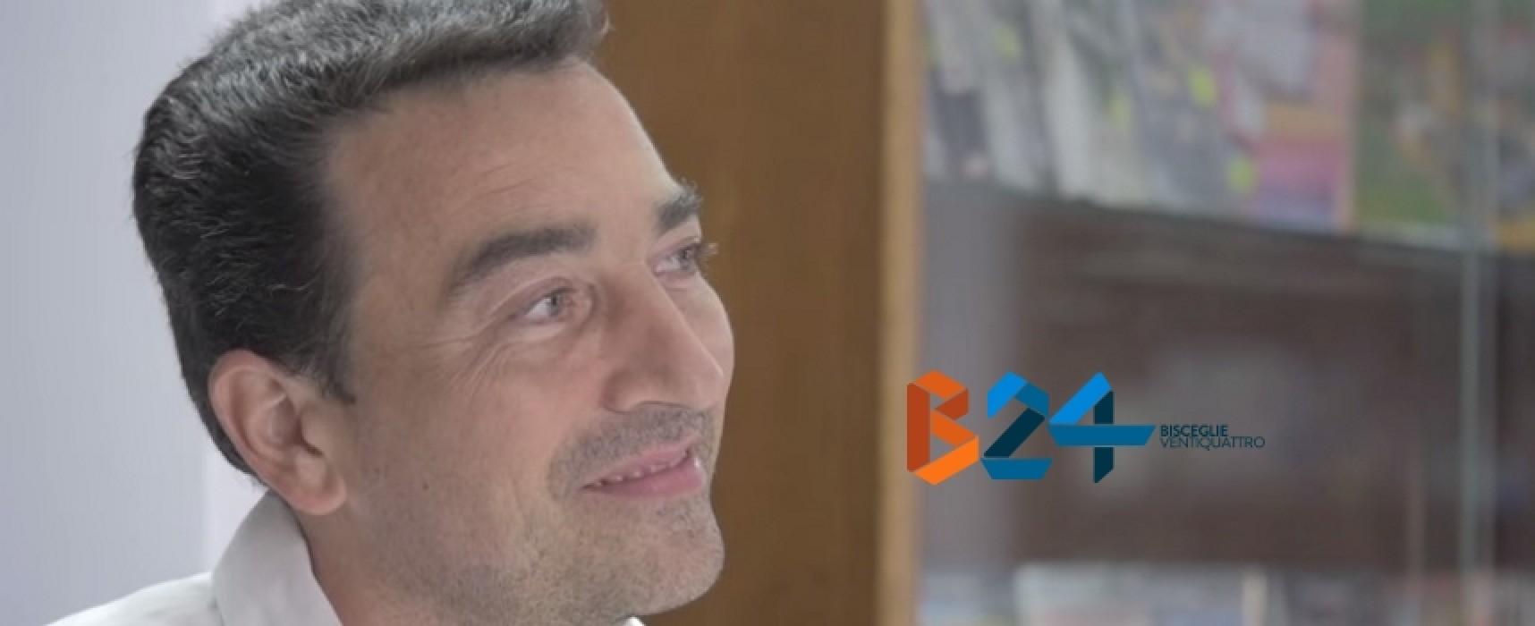 """Antonio Lafranceschina: """"Grazie a tutti voi oggi torno a sorridere"""" / VIDEO"""