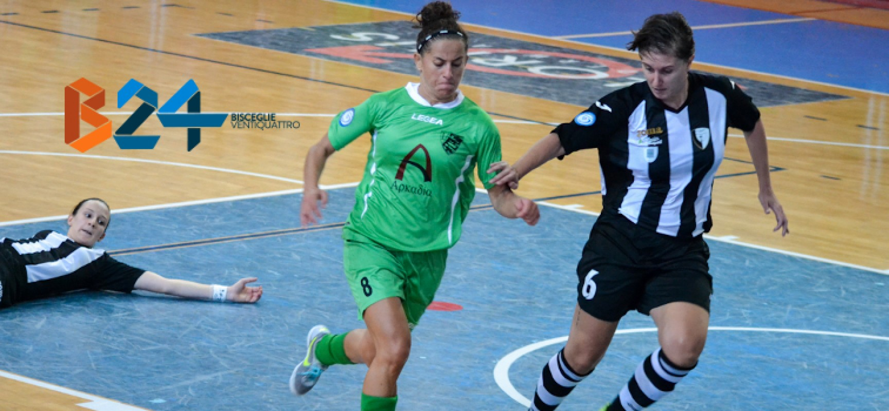 Arcadia: grande inizio, vittoria per 3-1 a Lamezia
