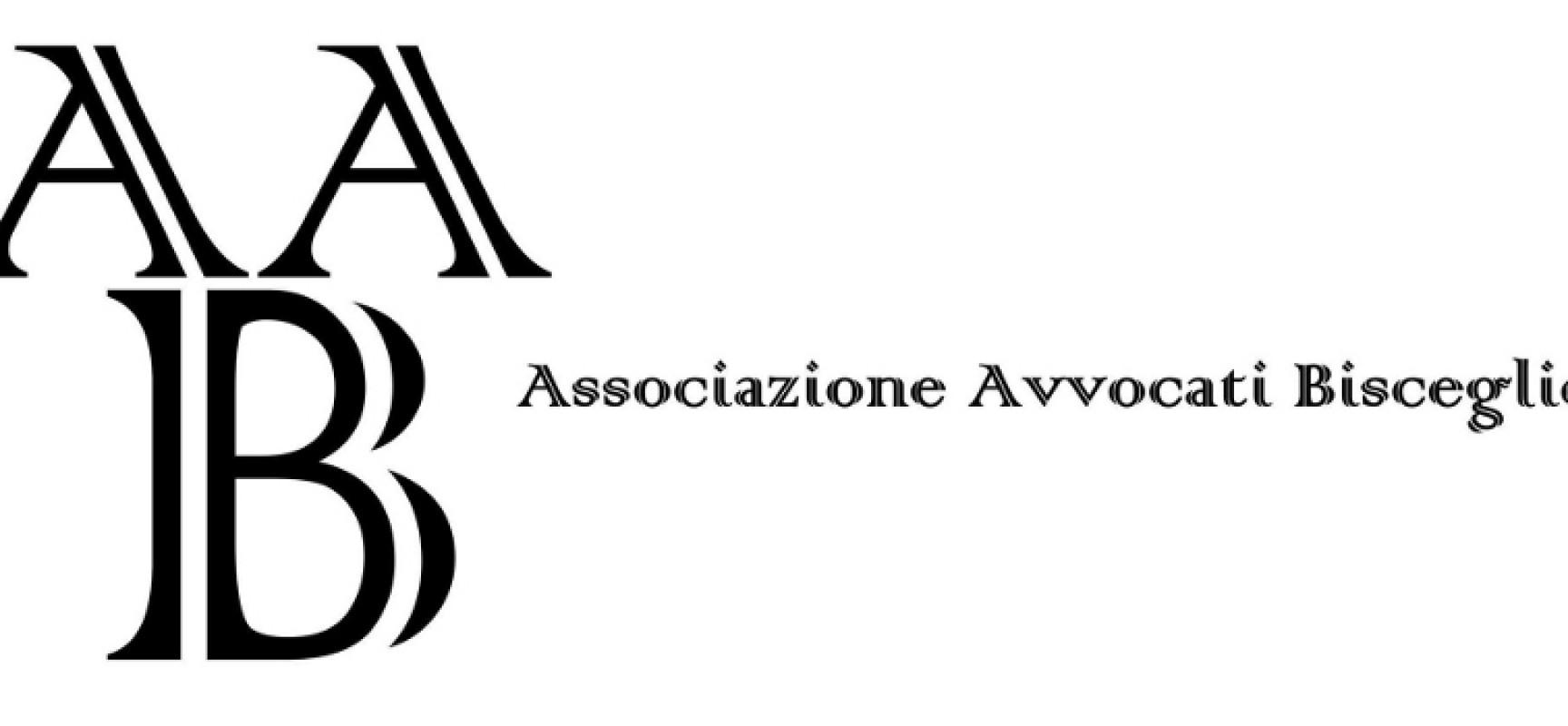 Associazione Avvocati Bisceglie: assegnate le cariche per il biennio 2015-17