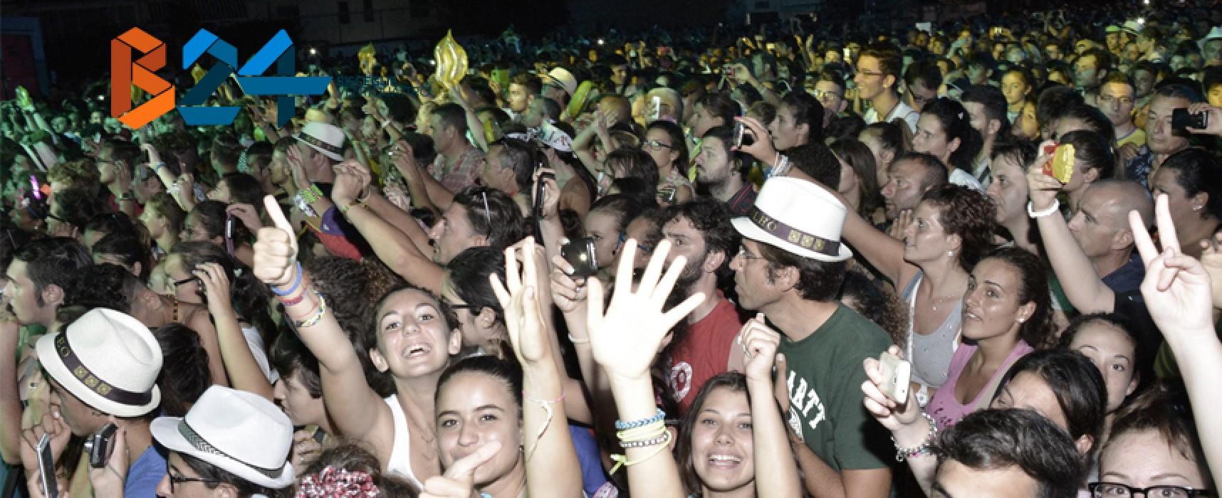 Niente Battiti Live per Bisceglie, sarà Andria a ospitare il concertone di RadioNorba / TAPPE