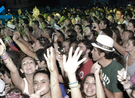 """Bus gratuiti da Trani e da Barletta per """"Battiti Live"""" / DETTAGLI"""