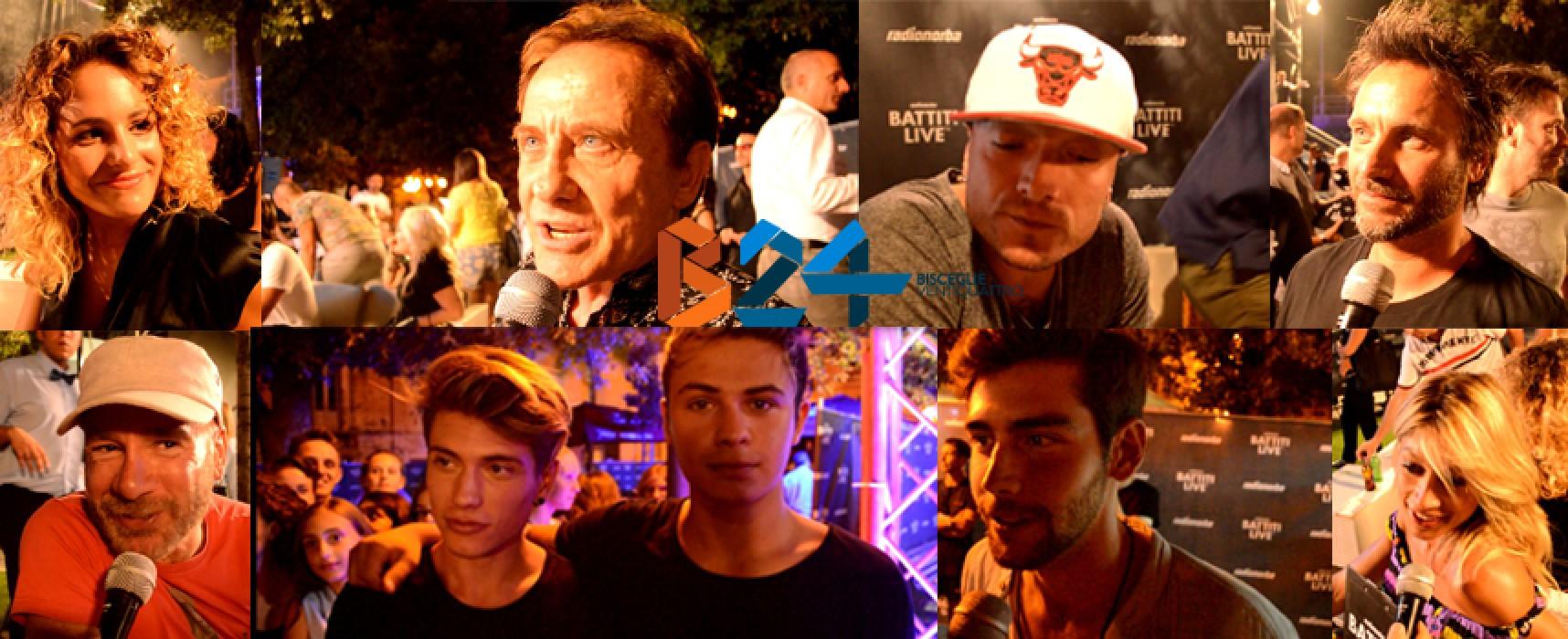 Battiti Live a Bisceglie: trionfo di musica, con qualche disattenzione organizzativa / VIDEO e FOTO