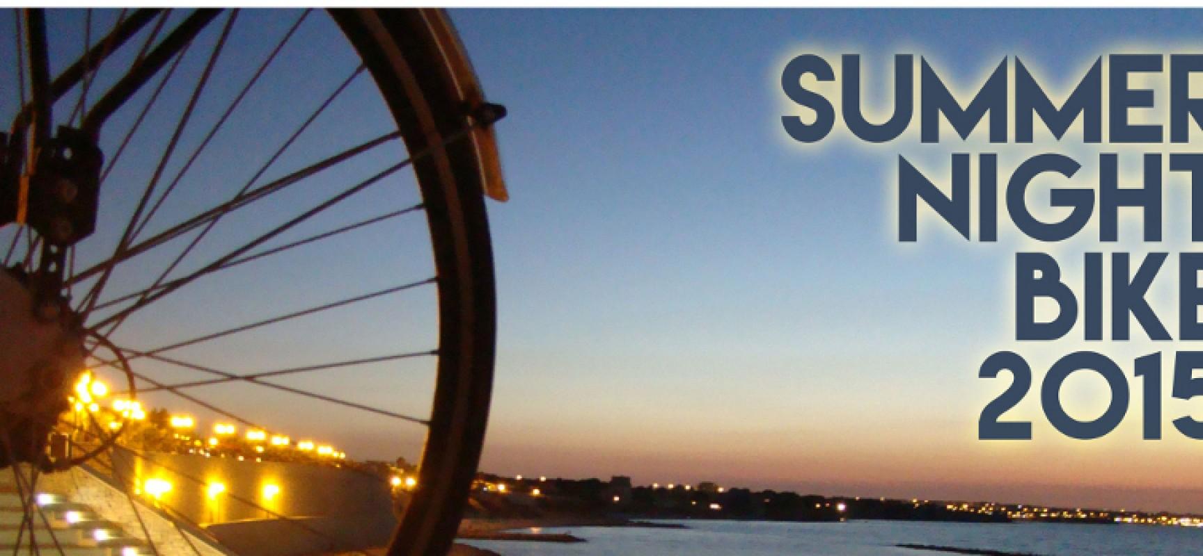 "Stasera ""Summer Night Bike"", seconda notte d'estate in bicicletta targata Biciliae"