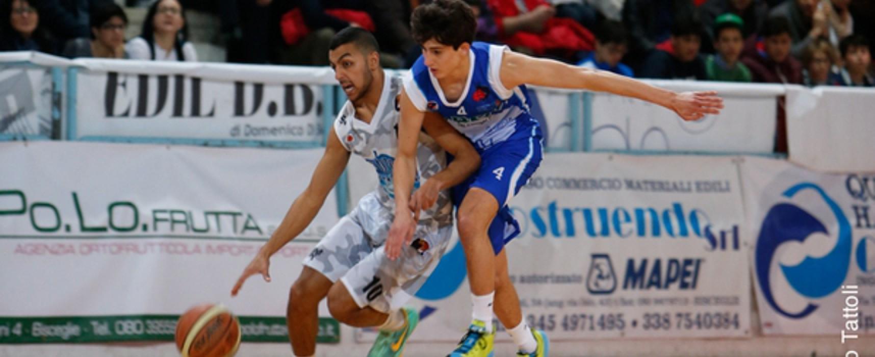 Ambrosia basket pronta a calare il tris del mercato: Chiriatti, Buono e Listwon
