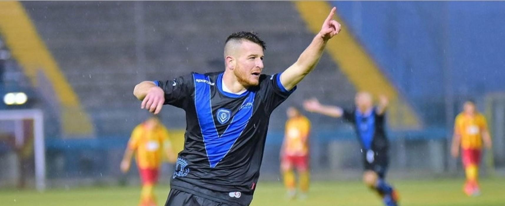Bisceglie Calcio, che impresa: a Potenza vince 2-1