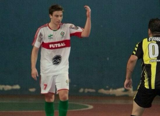 Il mercato del Futsal Bisceglie non si ferma, preso il brasiliano Edson