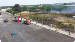 Incendio 167 interna