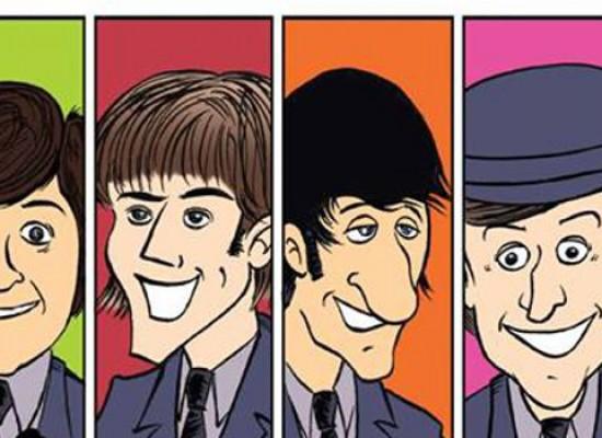 Beatles a fumetti, mostra sui Fab four al Laboratorio Urbano di Palazzo Tupputi