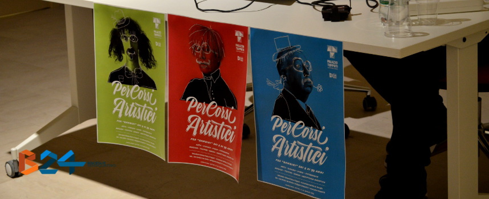 Palazzo Tupputi, presentazione del nuovo programma dei PerCorsi Artistici