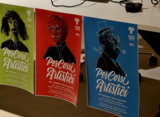 Presentati a Palazzo Tupputi i trenta PerCorsi Artistici del Laboratorio Urbano / VIDEO