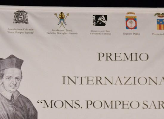 """XIII Premio """"Mons. Pompeo Sarnelli"""", ecco i nomi delle personalità premiate"""