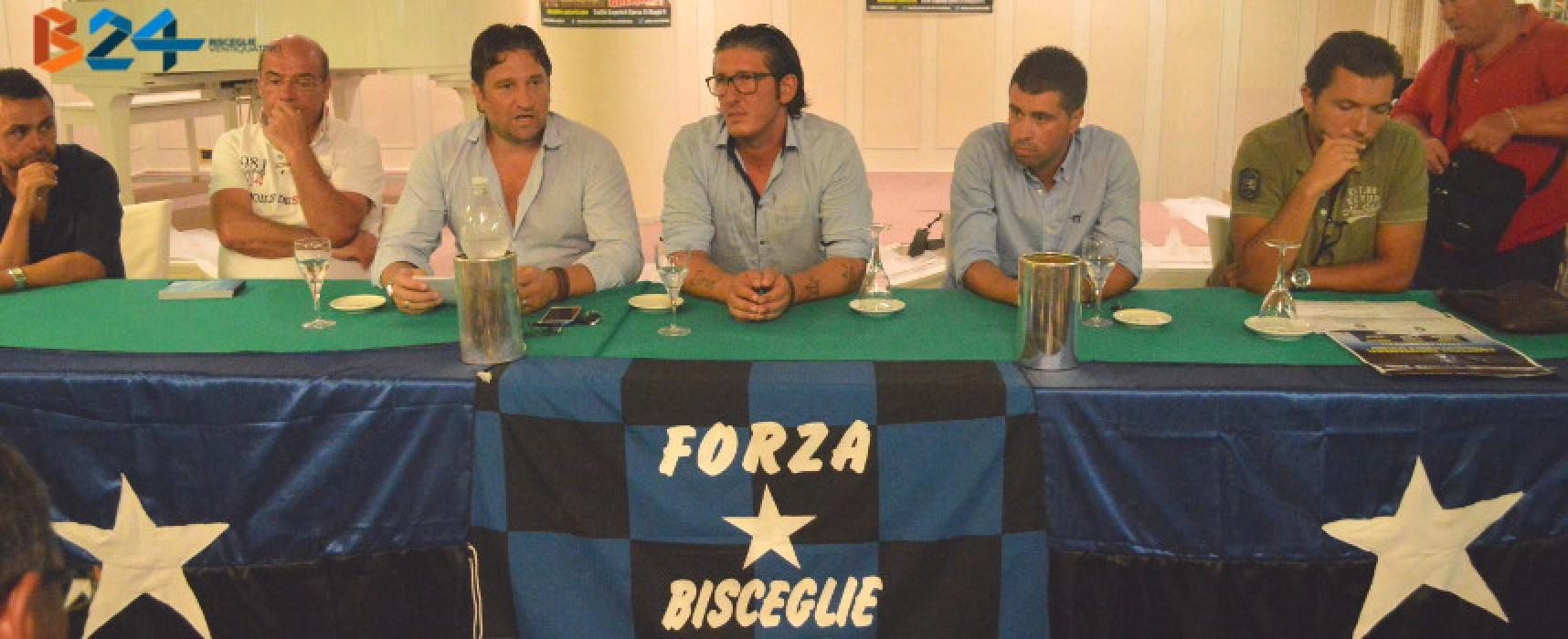 Crisi Bisceglie calcio, la squadra chiede un incontro urgente con il sindaco Spina