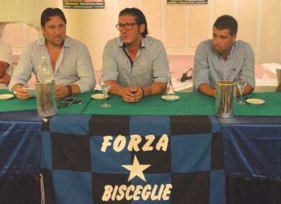 Bisceglie calcio: presentato il Ds De Santis, conferma per mister De Luca/VIDEO