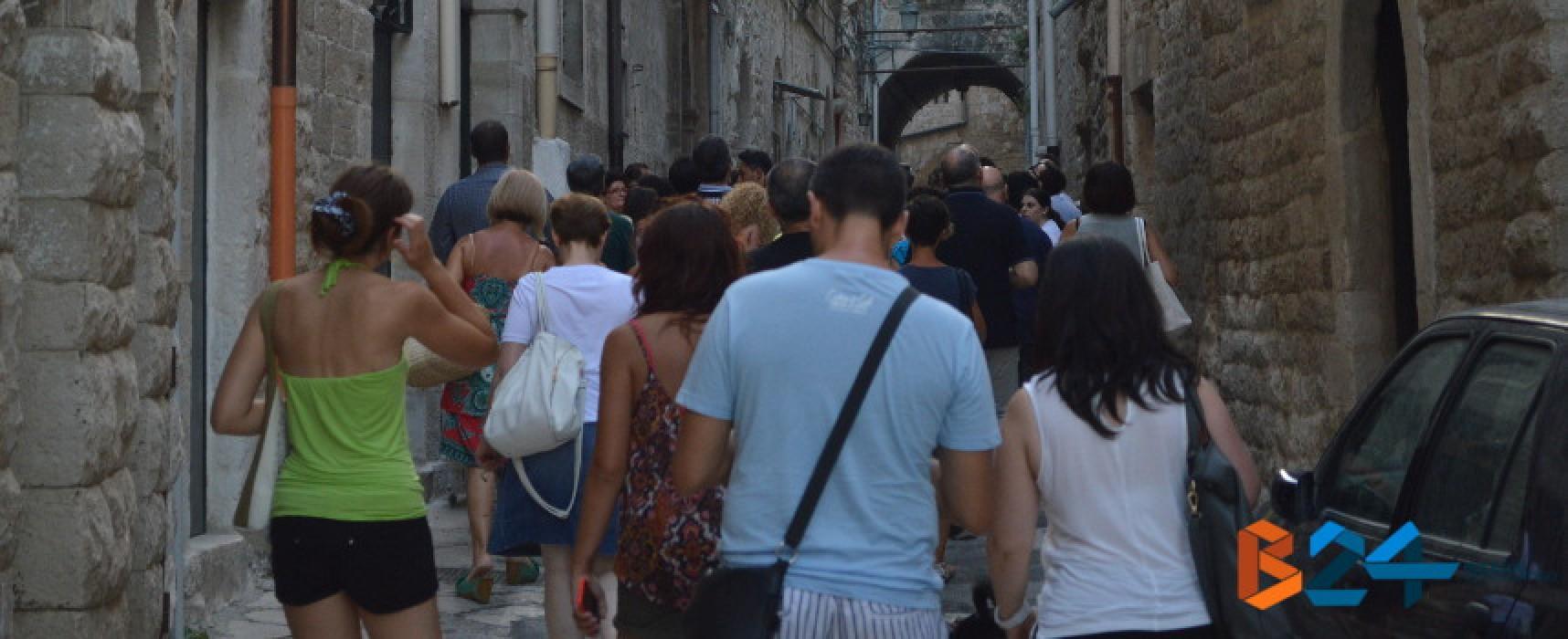"""Prima tappa di """"Bisceglie … strada facendo"""" dedicata ai non biscegliesi, tutte le foto dell'evento /FOTO"""