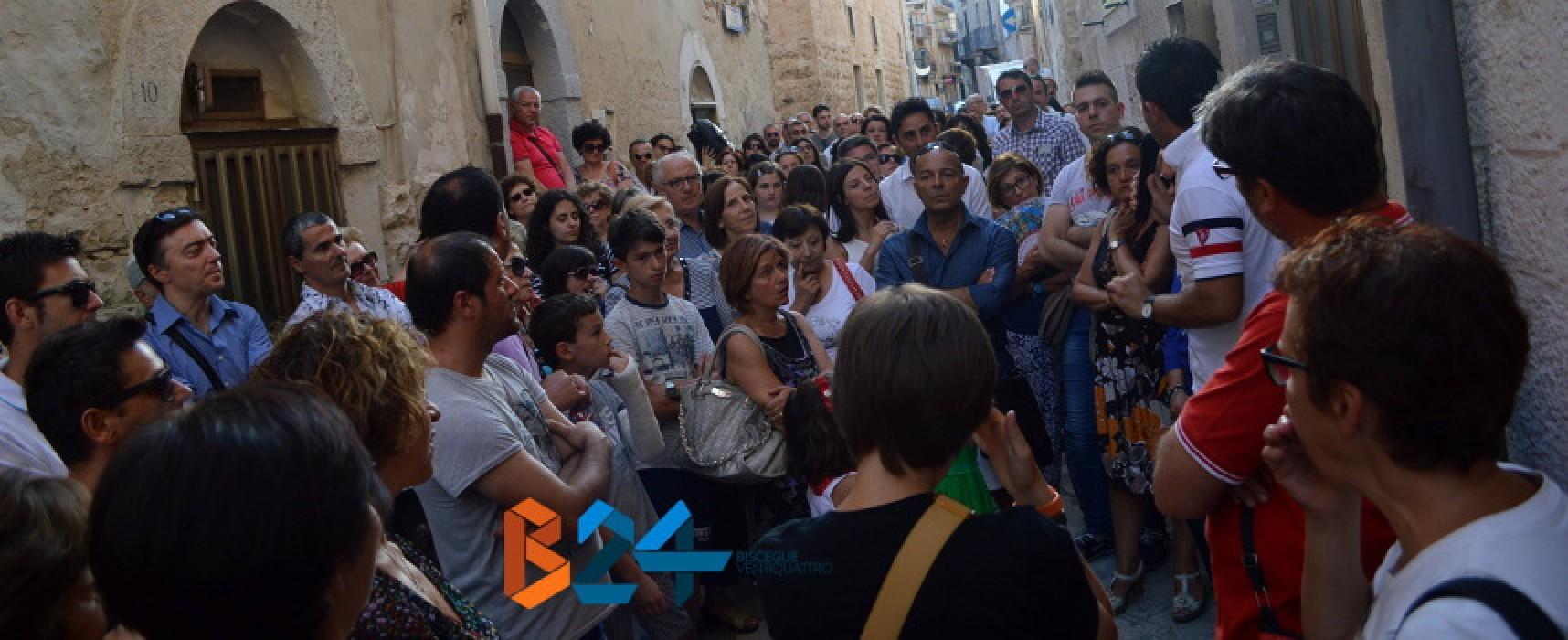 """""""Bisceglie … strada facendo"""", domenica il primo appuntamento dedicato ai turisti"""