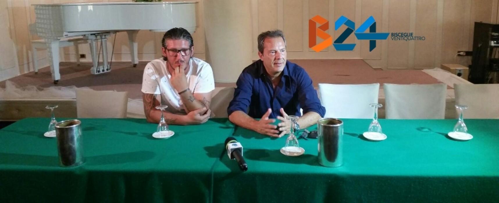 """Crisi Bisceglie calcio, Spina: """"Il sottoscritto chiamato in causa solo sui problemi"""""""