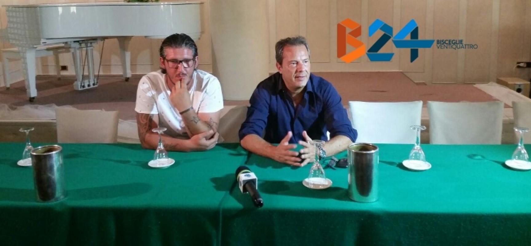 """Bisceglie Calcio: Spina, """"L'anno prossimo ancora in D""""; Ingrosso: """"Non sarò più presidente"""""""