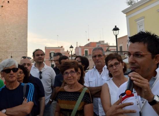 """Domenica 26 luglio primo appuntamento di """"Bisceglie … strada facendo"""" dedicato ai turisti"""