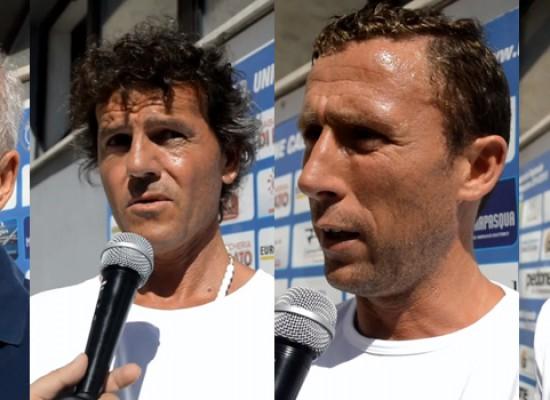 L'Unione Calcio Bisceglie si è radunata in vista del campionato d'Eccellenza/VIDEO
