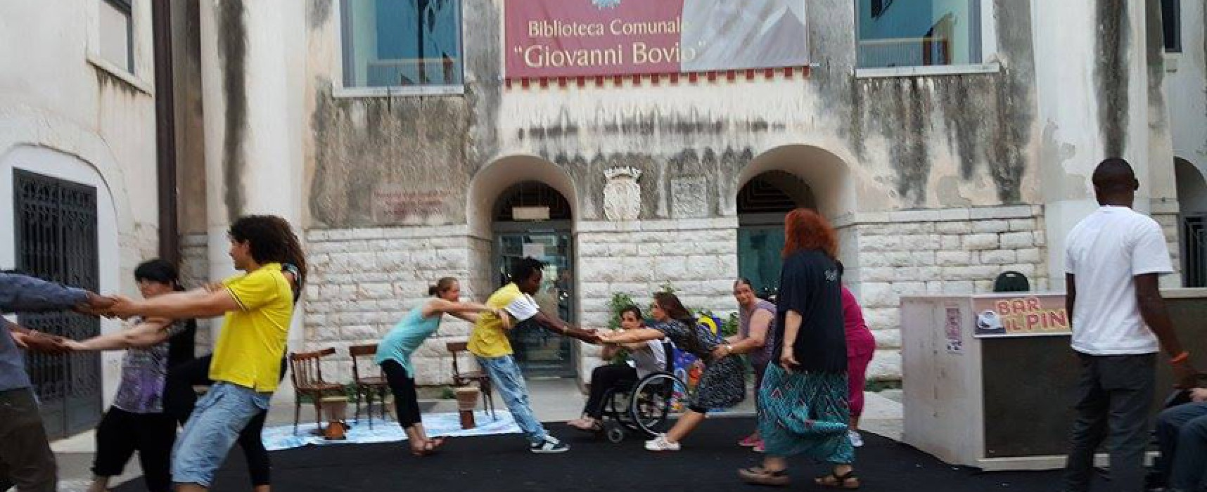 """""""Balla con me"""", successo per il workshop di """"Danceability"""" curato da Laura Banfi"""