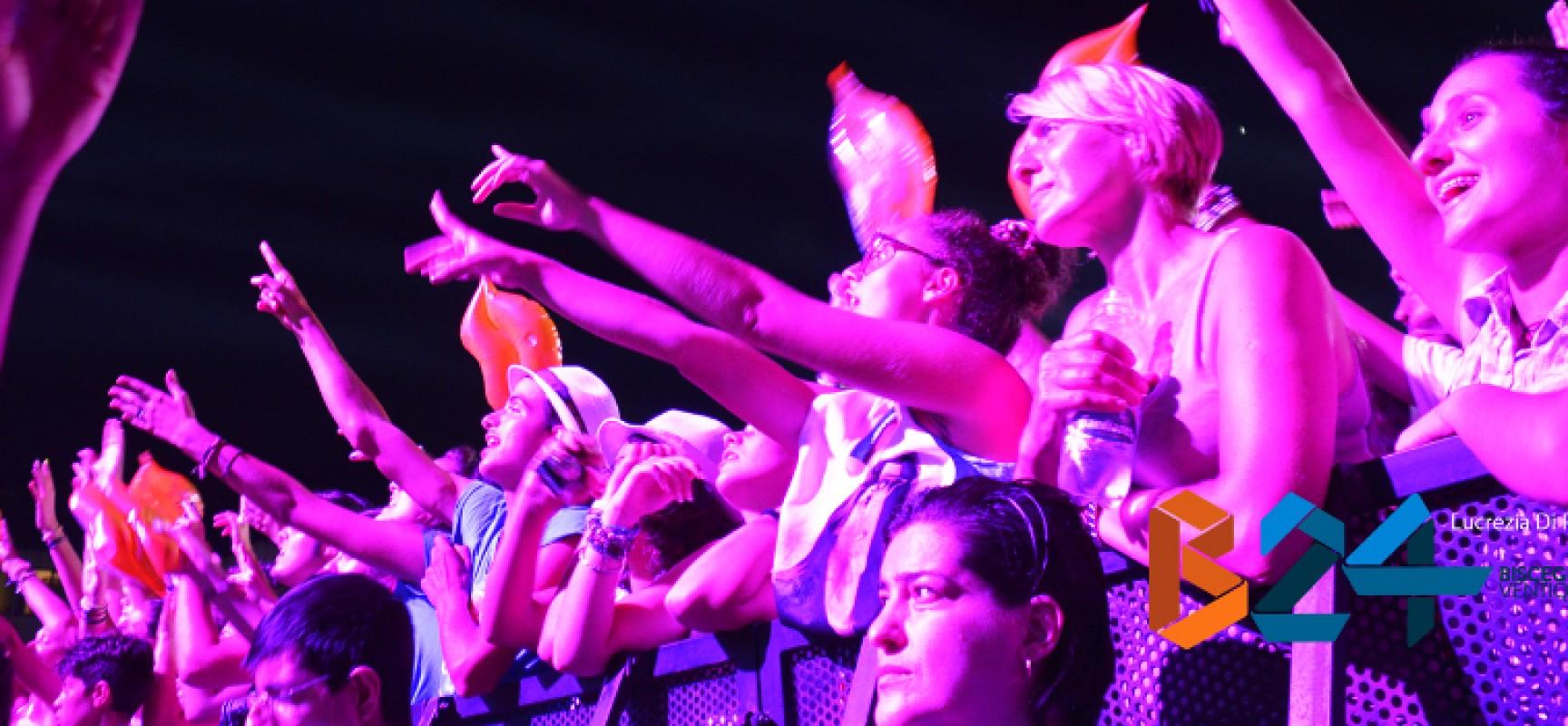 Estate biscegliese, il Comune stanzia 85mila euro di contributo per il Luce Music Festival