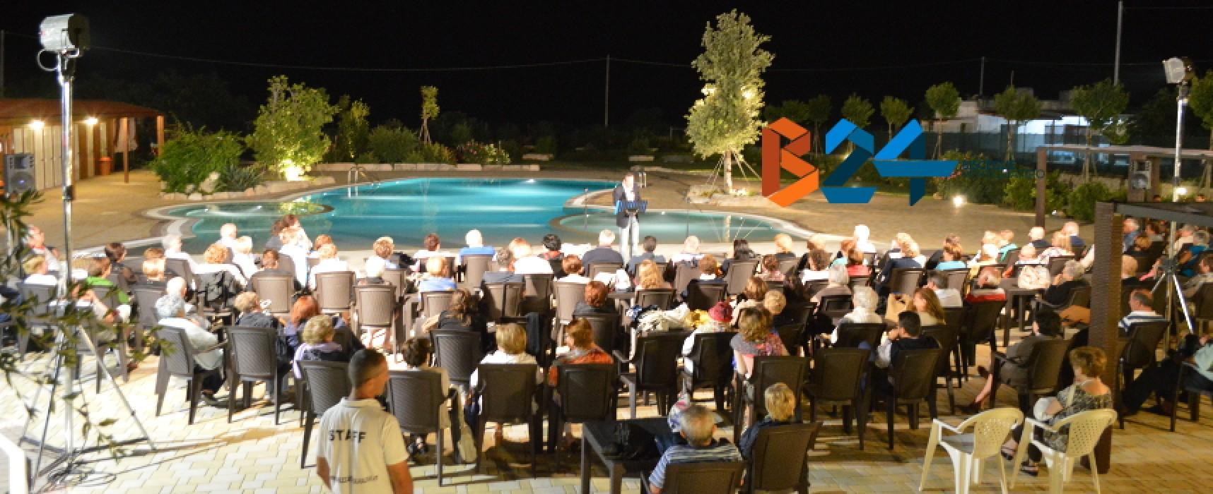"""Al via la III edizione di """"Musica, Teatro e Degustazioni"""" all'agricampeggio """"Brezza tra gli ulivi"""""""